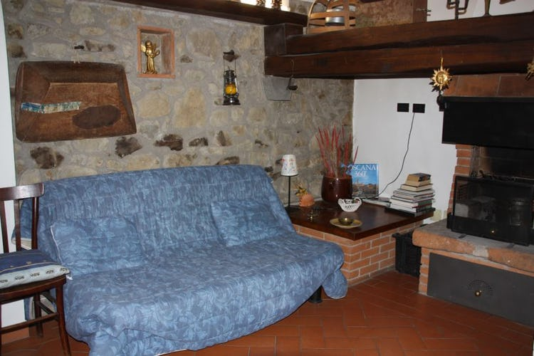 Living room Barbicaio