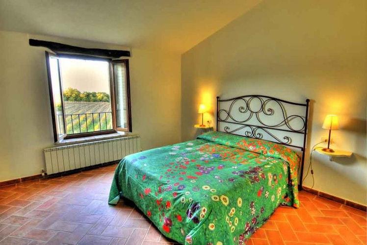 Panoramic views are a guarantee at Agritourism Bartoli Giusti
