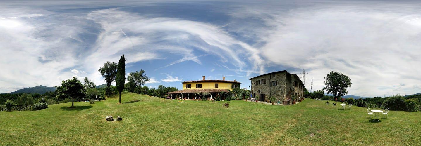 Agriturismo Ca' del Bosco - vista panoramica