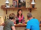 Wine bar at Cesani Farm