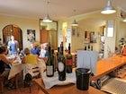 Wine tasting at Farm Cesani