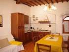 Typical country style decor & comforts at Agriturismo Escaia