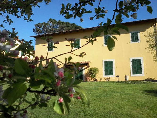 Farmhouse near Pistoia at Agriturismo Casa Italia
