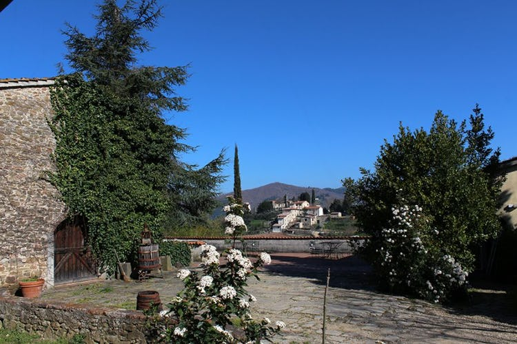 The autenthic charme of the Agriturismo