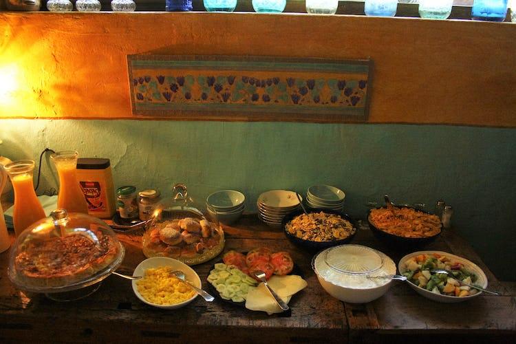 Agriturismo Il Colombaio di Barbara - Breakfast buffet