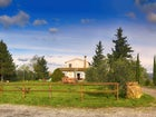 Family-run farmhouse surrounded by an amazing landscape