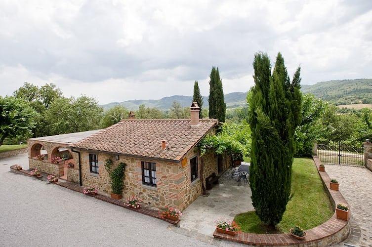 Casa Vacanze vicino Arezzo Agriturismo Incrociata