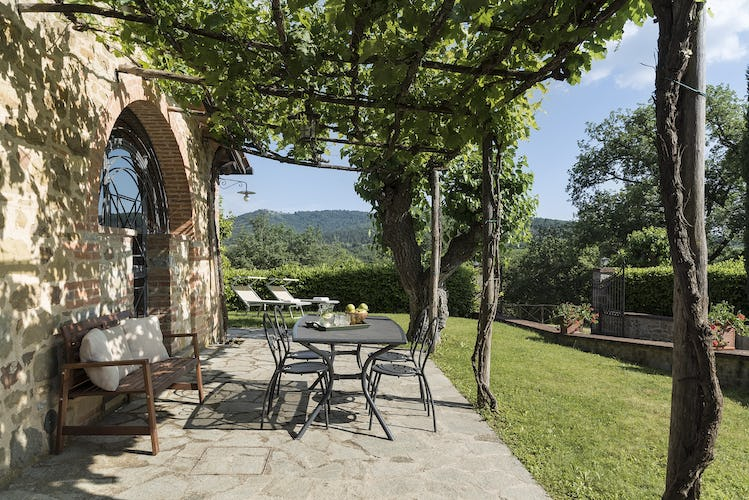 Farmhouse in Central Tuscany Incrociata