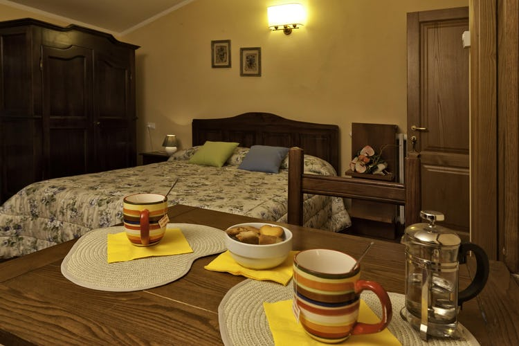 Agriturismo La Collina Delle Stelle - country style in Tuscany vacation apartment