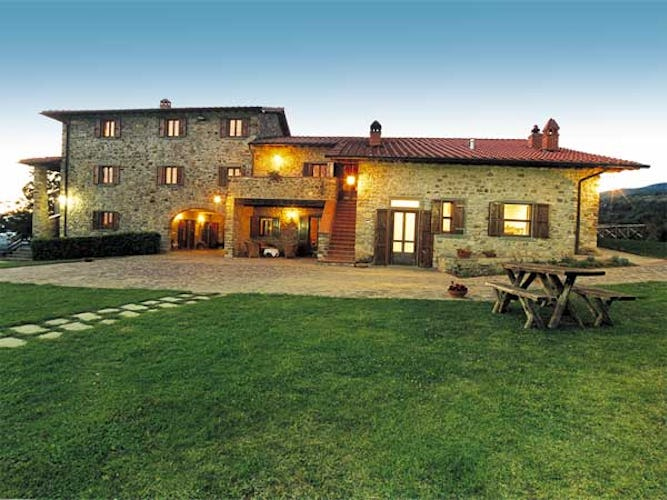 External Farmhouse La Collina delle Stelle