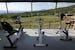 Fitness area Farmhouse La Collina delle Stelle