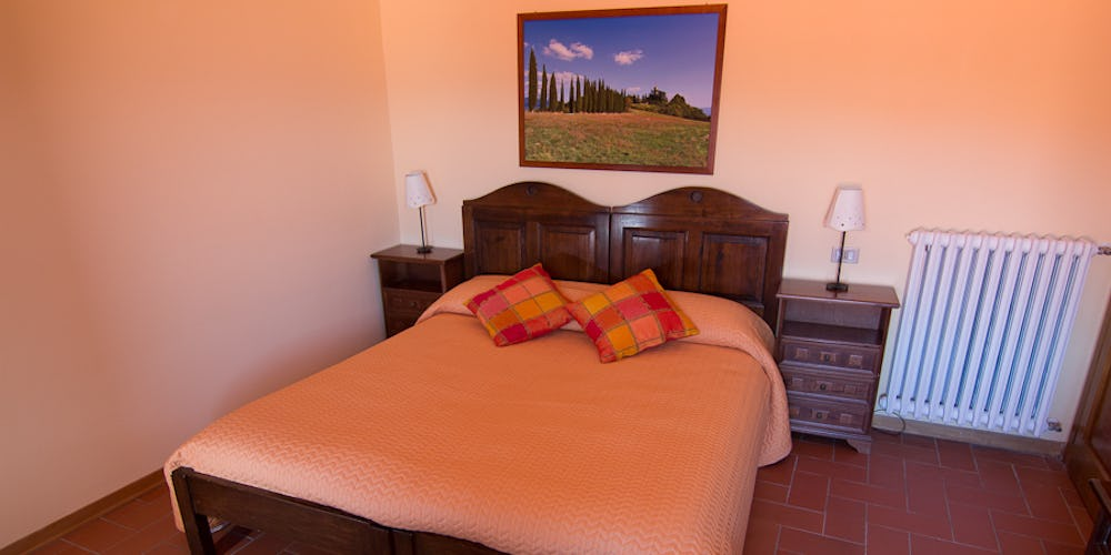 Bedroom Farmhouse La Collina delle Stelle