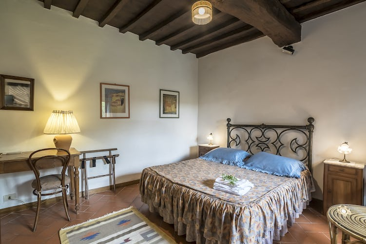 Agriturismo La Sala: Cosy country decor