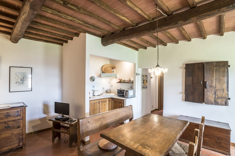 Agriturismo La Sala: Corner kitchen with all amentities