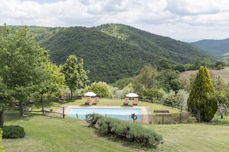 Agriturismo La Sala: Stunning views of Chianti near Florence, Italy