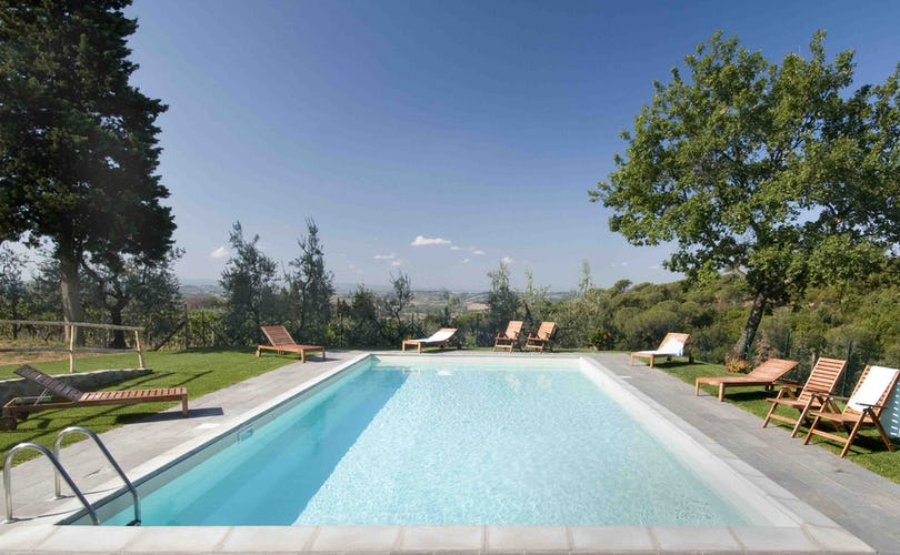 Agriturismo La Tinaia - Private pool for guests only