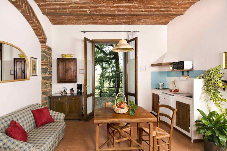 Agriturismo La Tinaia - Full-equipped kitchenette