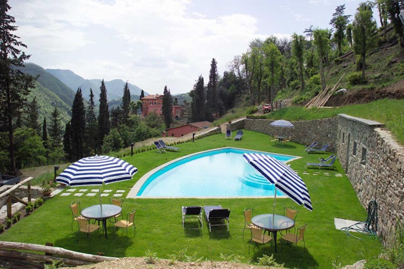 Lucca Bed And Breakfast Accommodation