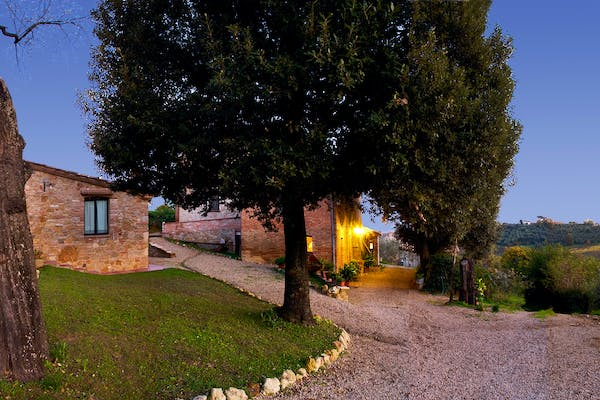 Agriturismo Le Caggiole - More details