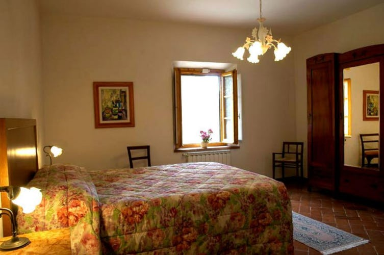Comfortable, country style decor in the 7 self catering apartments