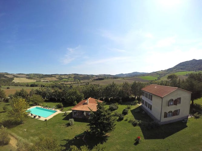 Agriturismo Le Selvole - enjoy the fresh air