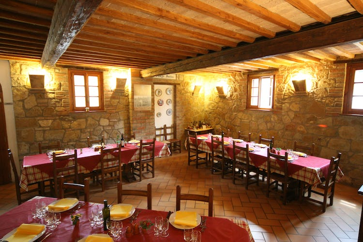 Agriturismo Palazzo Bandino - Join a cooking class or simply reserve your place at the dinner table