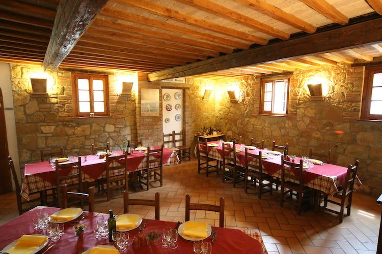 Agriturismo Palazzo Bandino - Prenota il tuo tavolo presso il ristorante dalle ricette tradizionali toscane
