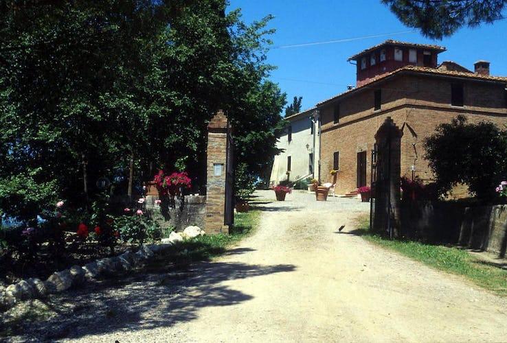 Agriturismo Pieve Sprenna Vicino Siena Toscana