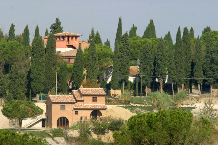 Agriturismo con Camere Pieve Sprenna Toscana
