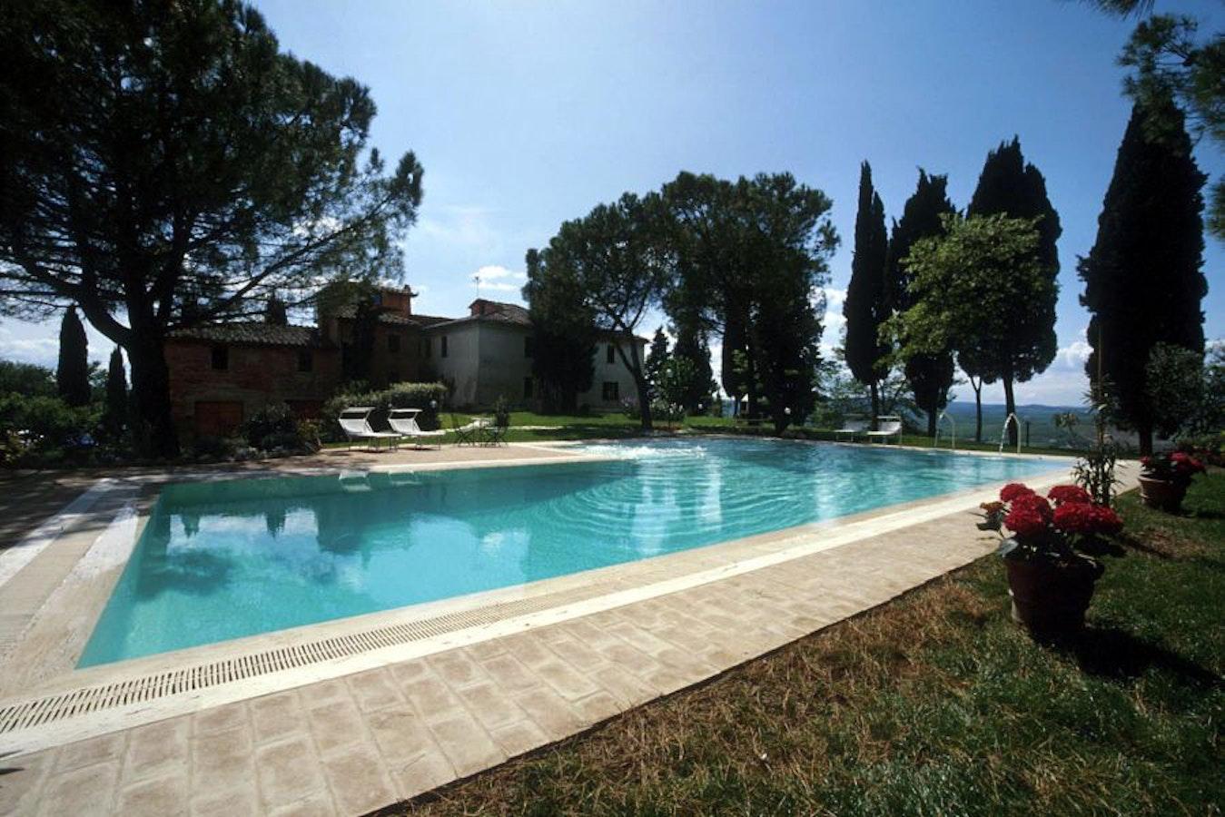 Agriturismo pieve sprenna buonconvento agriturismo con camere e appartamenti toscana - Agriturismo con piscina siena ...