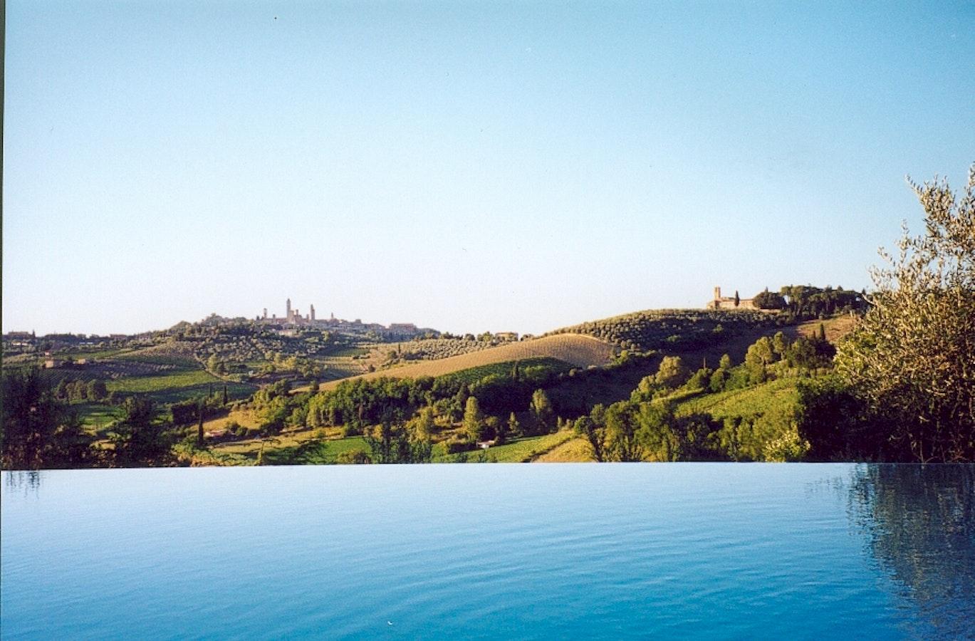 Agriturismo poggiacolle camere ed appartamenti in agriturismo a san gimignano - Agriturismo san gimignano con piscina ...