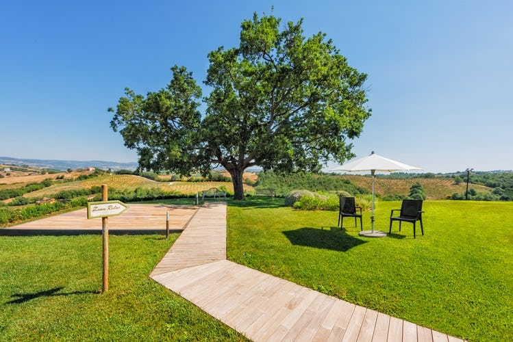 Agriturismo Poggio Mirabile - Spectacular views of Tuscany