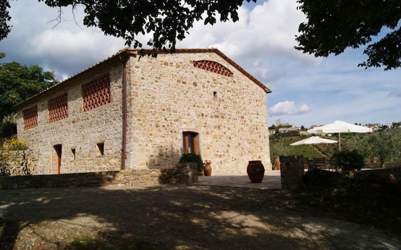 La villa Capanna Leopoldina