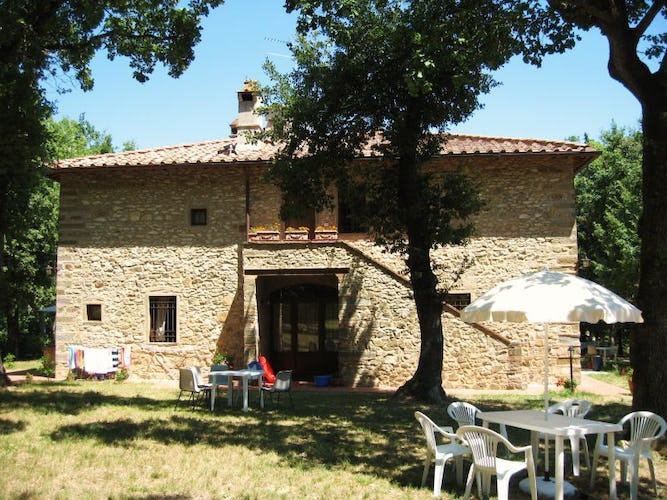 Holidays at Agriturismo San Clemente in Chianti