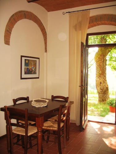 Chianti Farmouse Apartment San Clemente