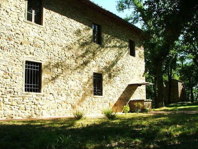 San Clemente Chianti Farmhouse near Florence