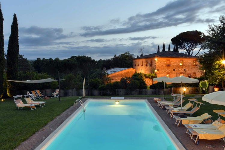 Agriturismo San Fabiano for a vineyard estate vacation