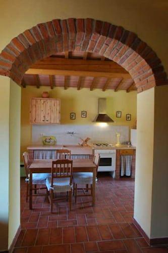 Kitchen San Jacopo Apartment