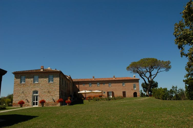 L'Agriturismo San Angelo Arezzo