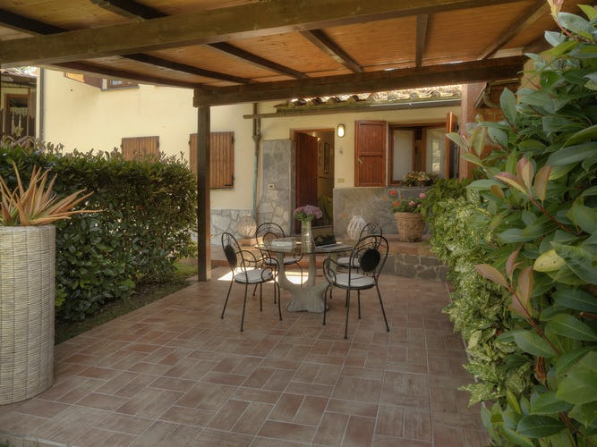 Agriturismo Valleverde boasts tranquility and peace
