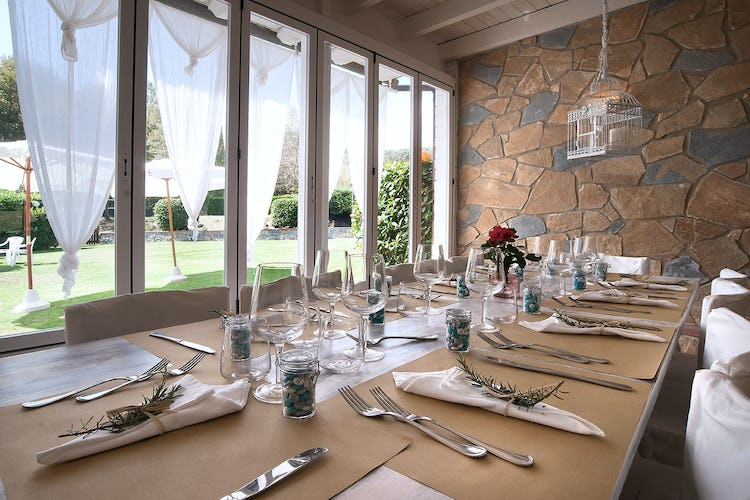Agriturismo Valleverde: The elegance of a party or wedding in Tuscany