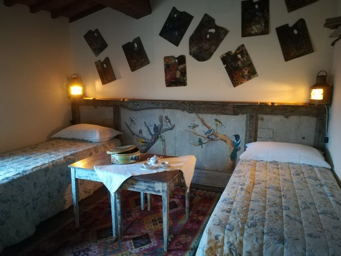 Agriturismo Vicolabate: un'atmosfera tranquilla caratterizza quest'agriturismo ubicato nel Chianti Classico