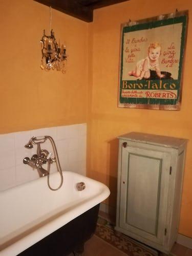 Agriturismo Vicolabate: non mancano negli appartamenti e nell'agriturismo servizi e comfort moderni