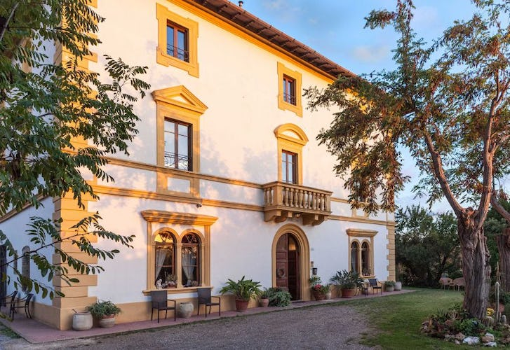 Agriturismo Villa il Palazzino, a historical residence from the mid 18