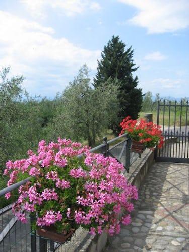 Farmhouse Villani Lastra a Signa Florence