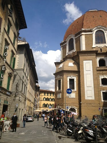 Alain DesignApartmentFlorence  - Visit the market of San Lorenzo