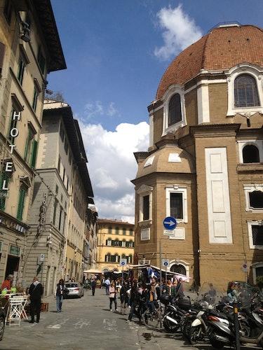 Alain DesignApartmentFlorence  - Visit the market of San Lorenzo