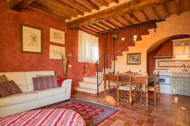 Apartment La Roccaia