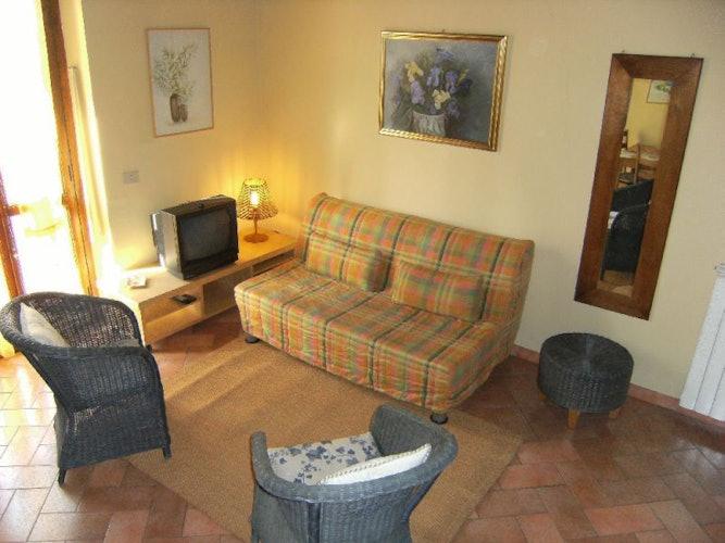 Appartamento a Firenze, divano letto