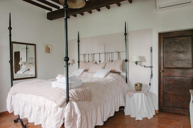 B&B Casa Capanni - 4 Poster Bed
